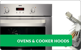 Ovens and Cooker Hoods