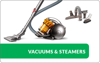 Vacuums and Steamers