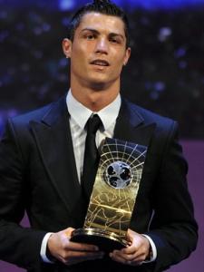 Cristiano Ronaldo award