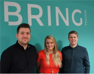 The Bring Digital team grows further
