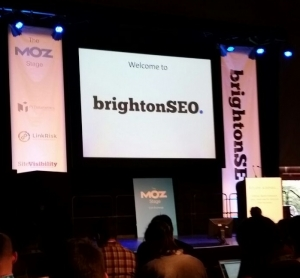 The stage is set at BrightonSEO