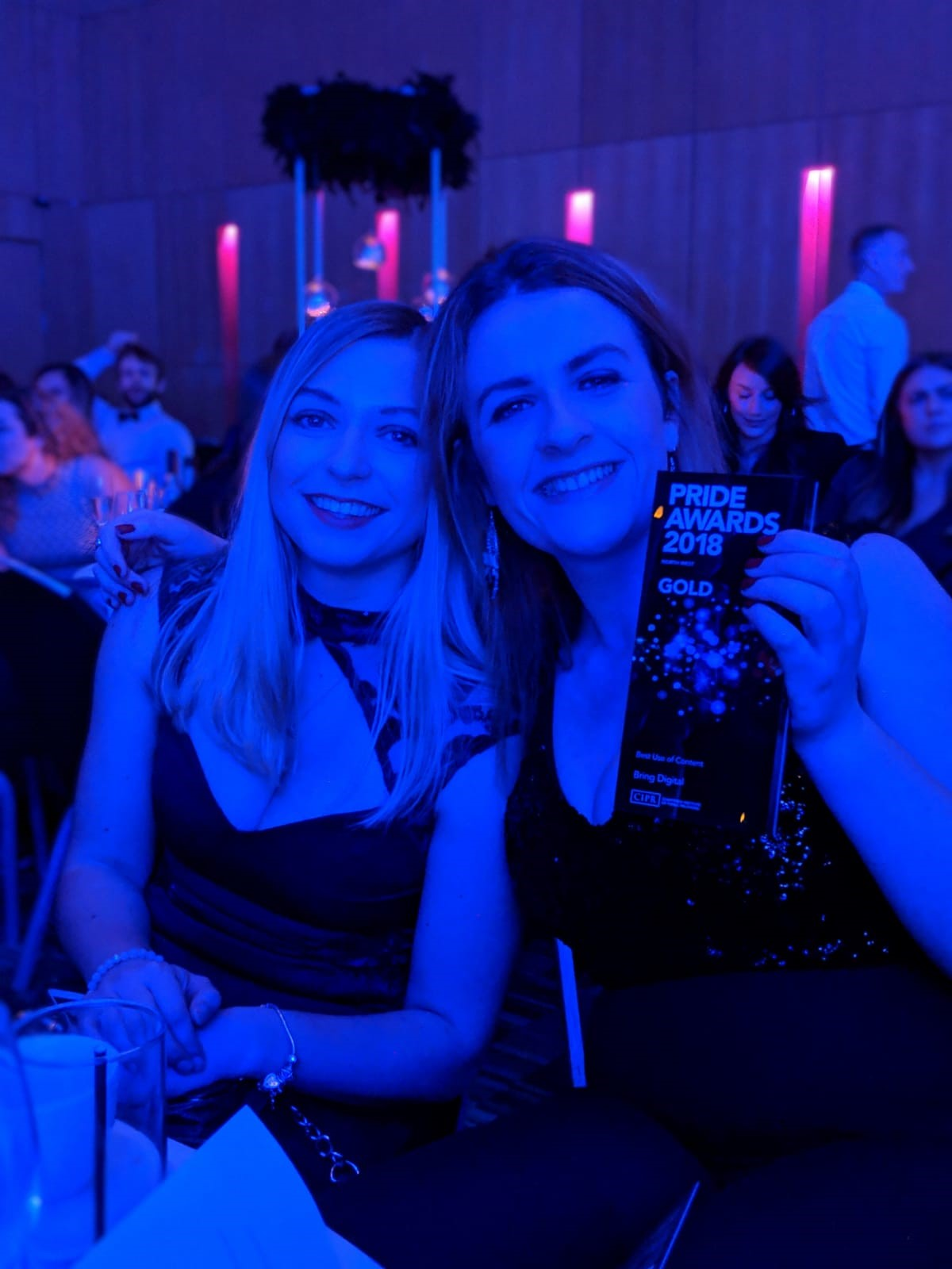 Bring Digital wins at the CIPR Awards 2018