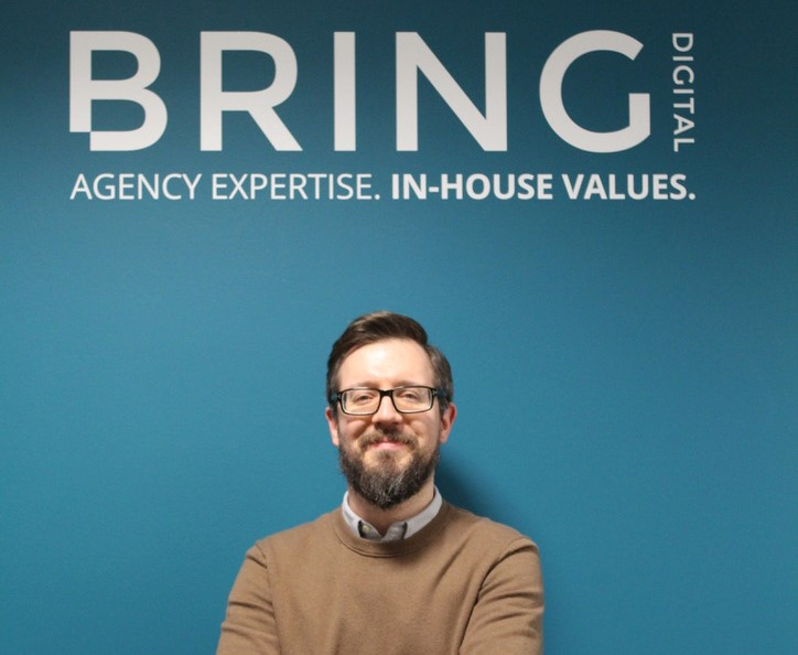 Bring Digital appoints Jon Fisher as Head of Paid Media